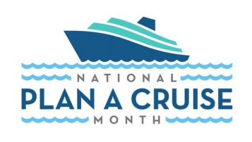 October is National Plan a Cruise Month!